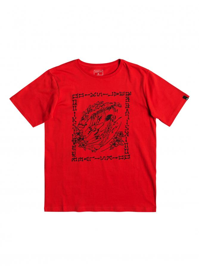 Quiksilver Boy's T-shirt Soul Arch SS Youth