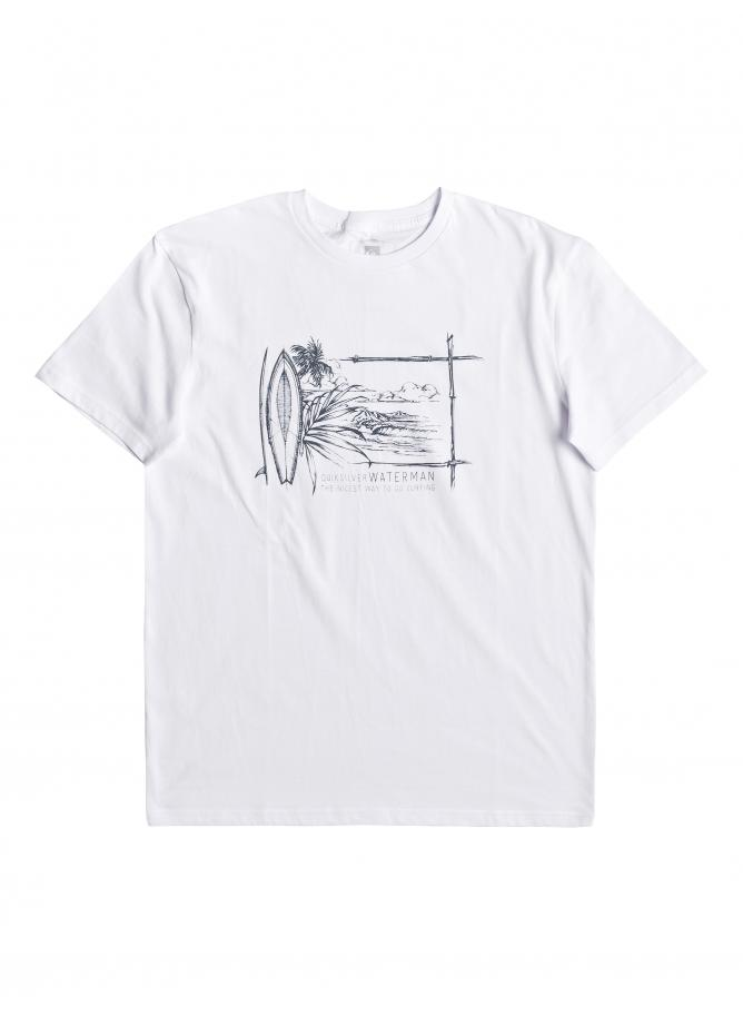 Quiksilver T-shirt Simple Lines
