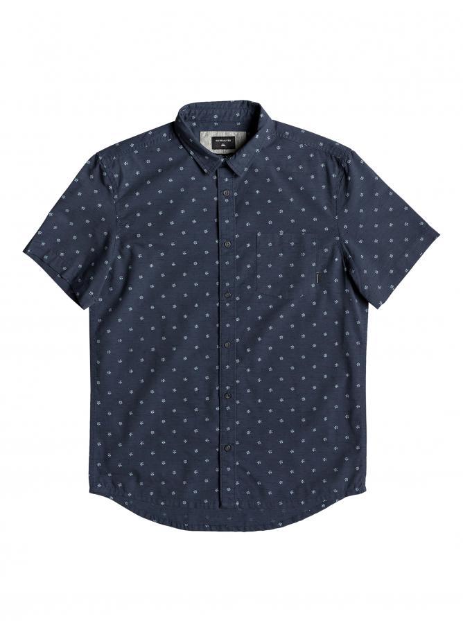 Quiksilver Camicia Mini Fins SS