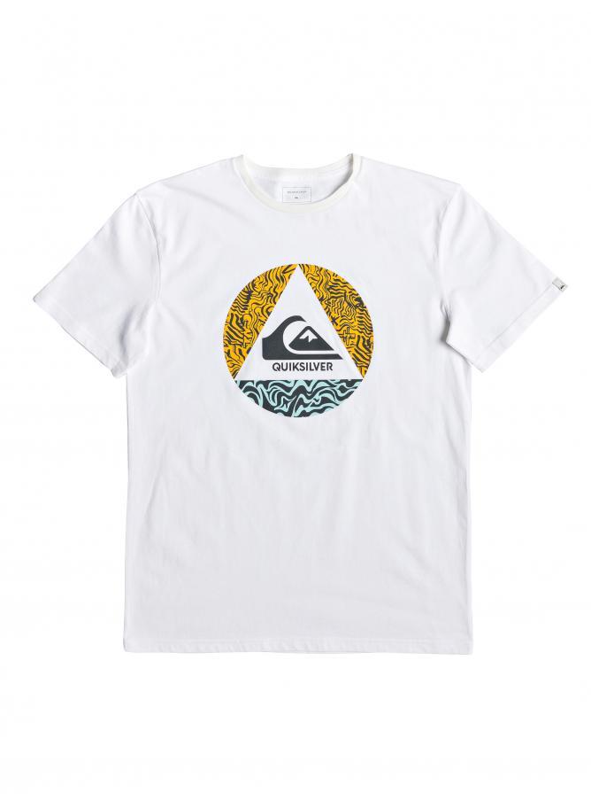 Quiksilver T-shirt Ca Plane Pour Moi SS