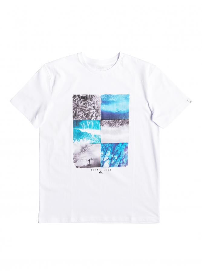 Quiksilver T-shirt Photo Fun SS