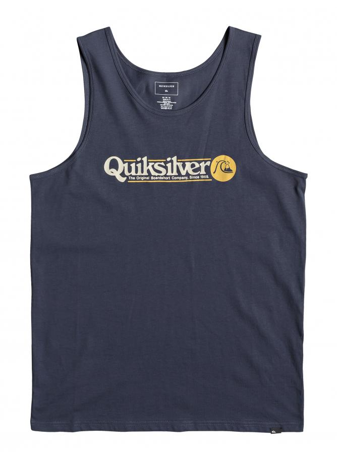 Quiksilver Canotta Art Tickle Tank