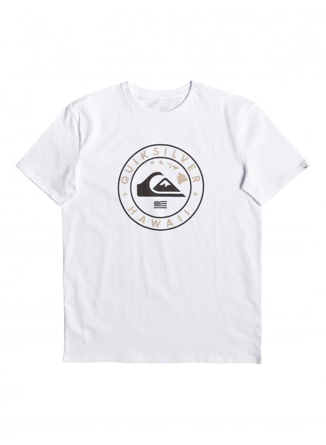 Quiksilver T-shirt Outlined HI SS