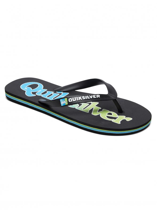 Quiksilver Sandals Molokai Wordmark Fineline