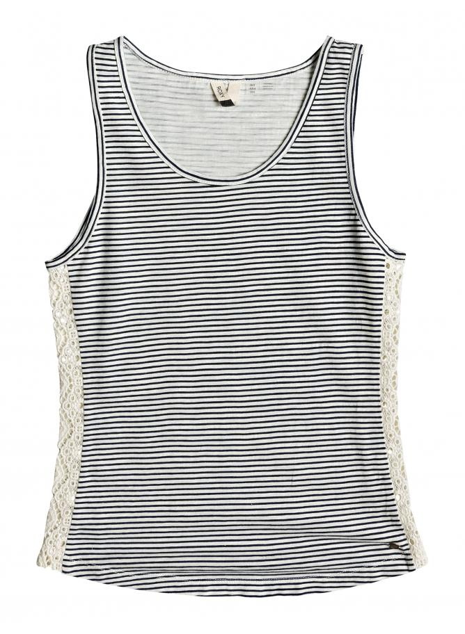 ROXY T-shirt Another Breath Stripe