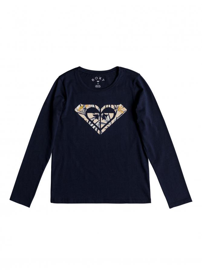 ROXY Girl's T-shirt Gradual Awakening Dream Big