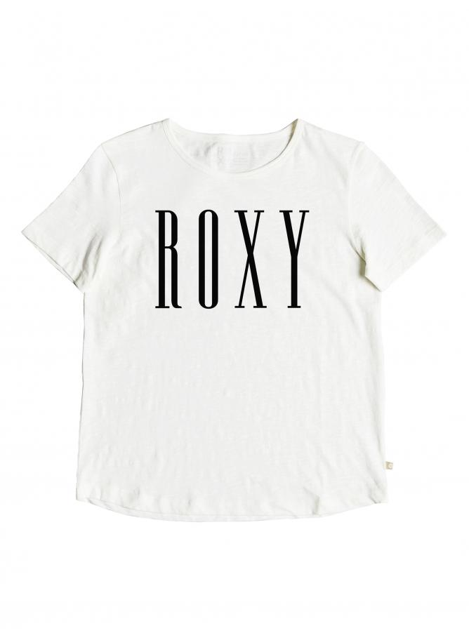 ROXY T-shirt Red Sunset SS