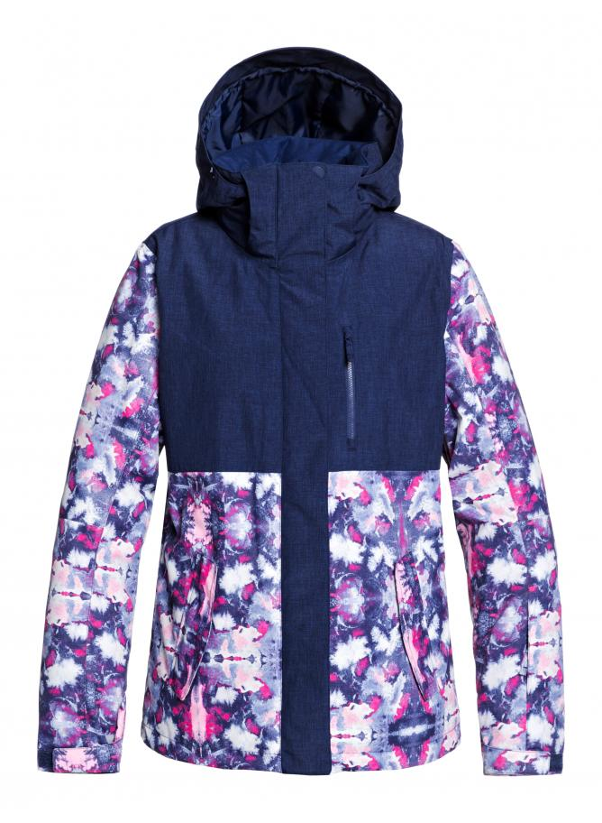 Roxy Jetty Block Jacket
