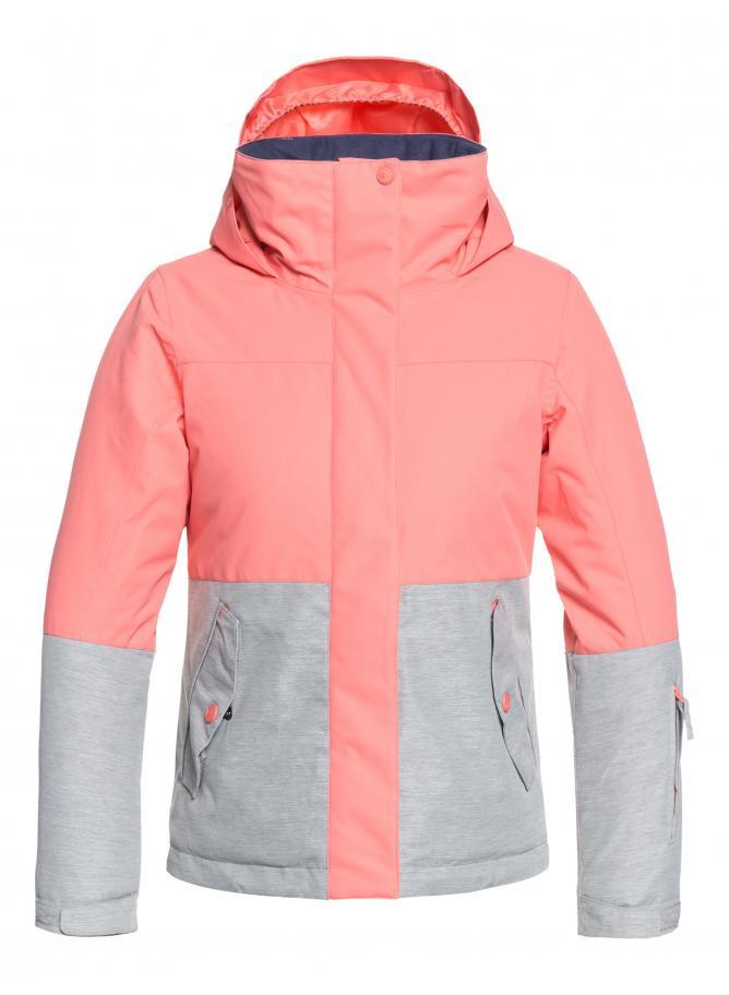 Roxy Jetty Girl Block Jacket