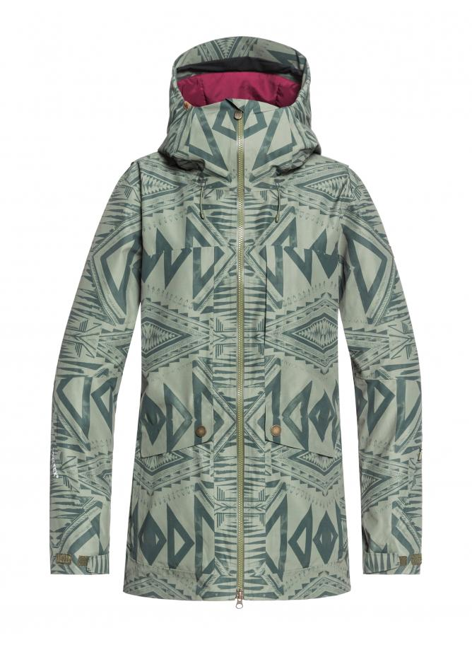 Roxy Glade Printed Gore-Tex 2L Jacket
