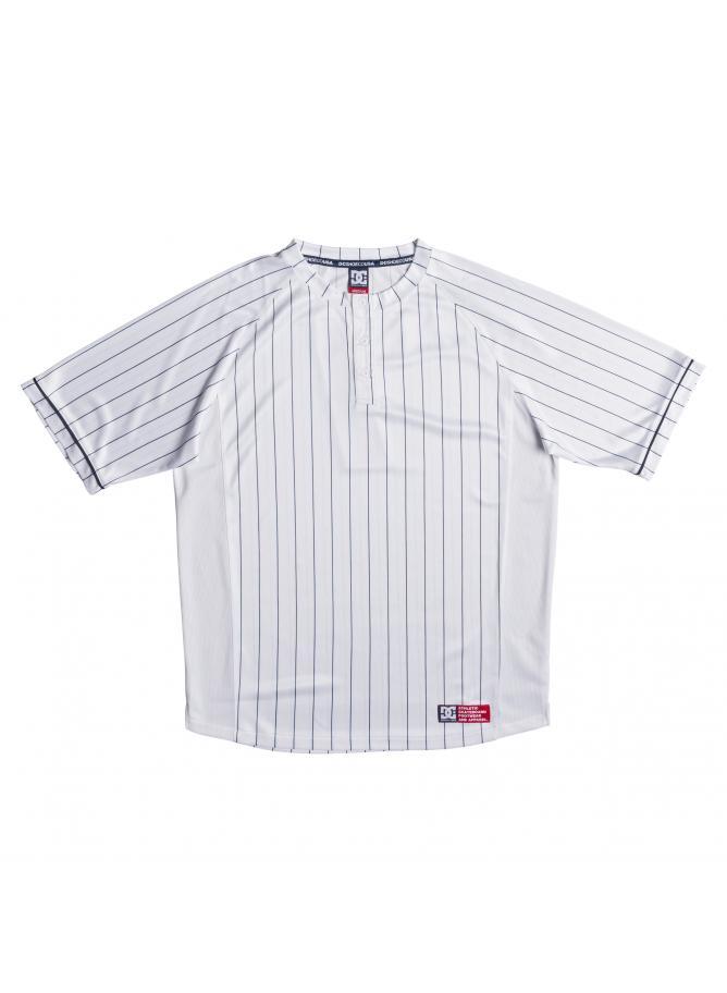 DC T-shirt Skate Baseball Jersey