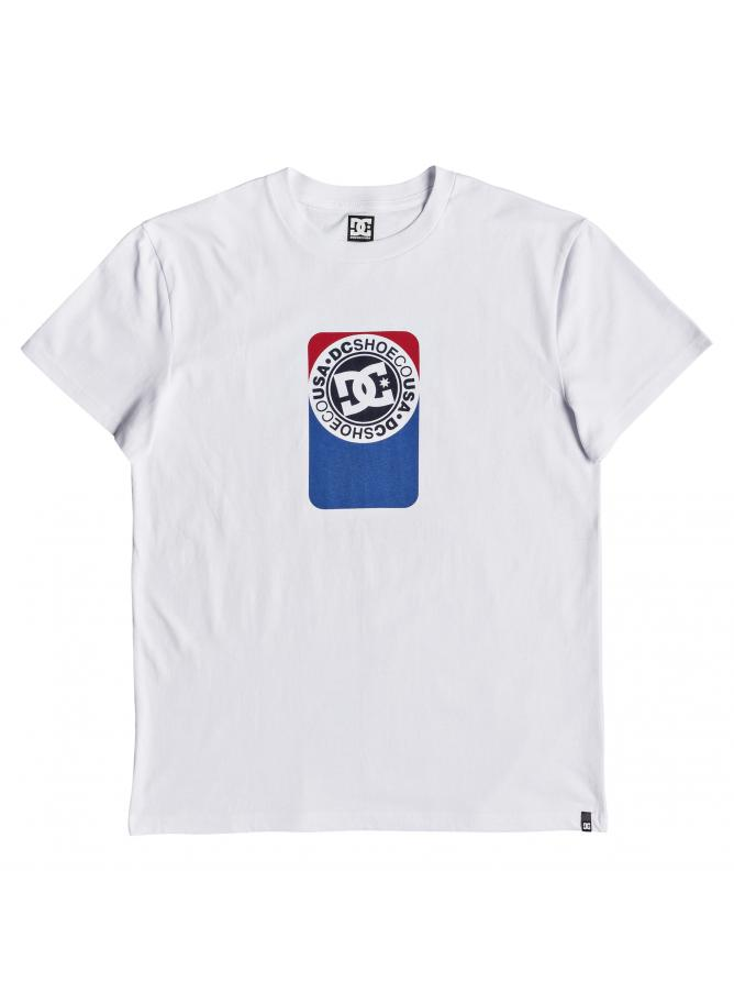 DC T-shirt Petrol SS