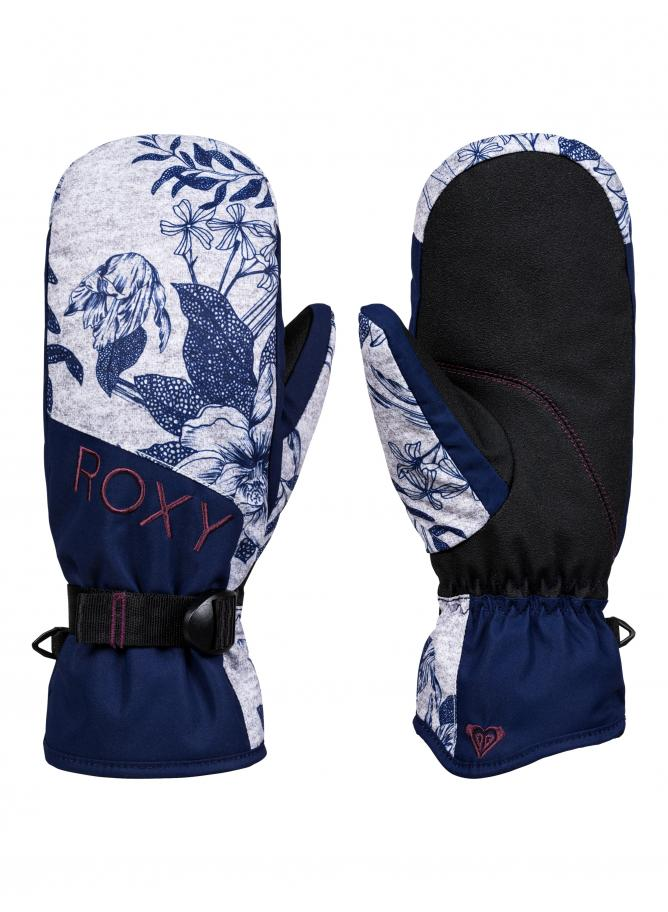 Roxy Moffola Snow Roxy Jetty Mitt