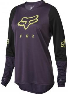 Fox Maglia maniche lunghe Defend donna