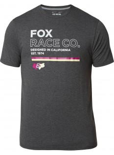 Fox T-shirt tecnica maniche corte Analog