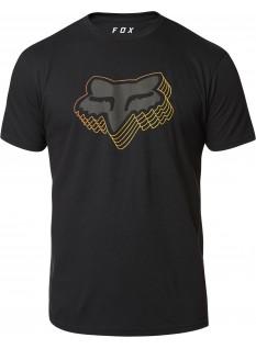 Fox T-shirt maniche corte Warp Speed