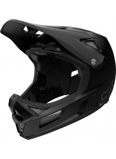 Fox Casco Rampage Comp Matte Black