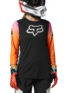 FOX Womens Defend Jersey Pyre
