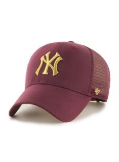'47 Cappellino Branson Metallic MVP New York Yankees