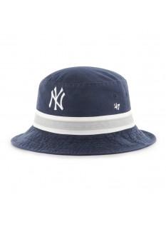 '47 Bucket Striped New York Yankees