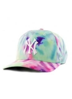 '47 Cappellino Tie Dye New York Yankees