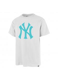 '47 T-shirt m.c. Crackled Backer Echo Tee New York Yankees