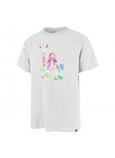 '47 T-shirt m.c. Tie Dye Print Backer Echo Tee Los Angeles Dodgers