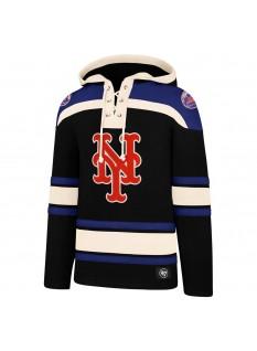'47 Felpa Lacer Hood New York Mets