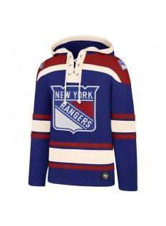 '47 Felpa Lacer Hood New York Rangers