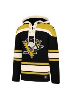 '47 Felpa Lacer Hood Pittsburgh Penguins