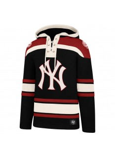 '47 Felpa Lacer Hood New York Yankees