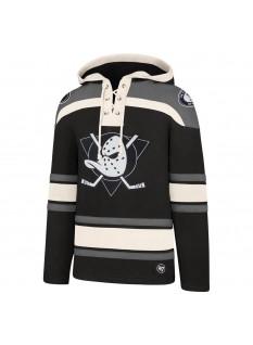 '47 Felpa Lacer Hood Anaheim Ducks