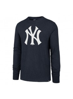 '47 T-Shirt Line Up MVP Club Long Sleeve New York Yankees