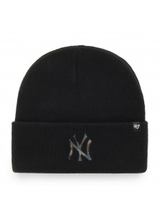 '47 Berretto Caster Camo Cuff Knit New York Yankees