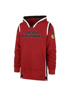 '47 Felpa Layup Pullover Chicago Blackhawks