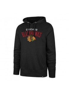 '47 Outrush Headline Pullover Hood Chicago Blackhawks