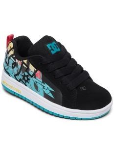 DC Boy's Shoes Court Graffik SE