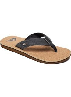 Quiksilver Sandals Molokai Abyss Cork