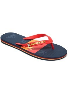 Quiksilver Sandals Molokai Word Block