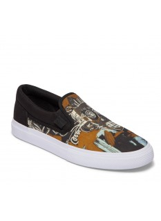 DC Shoes Basq Manual Slip-on