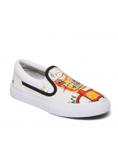 DC Boy's Shoes Basq Manual Slip-on