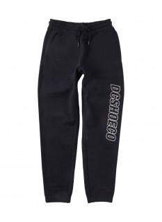 DC Boy's Pantalone felpato Downing Pant 2 Boy