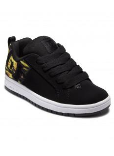 DC Boy's Shoes Court Graffik