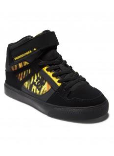 DC Boy's Shoes Pure High-Top EV