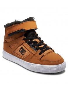 DC Boy's Shoes Pure High-Top WNT EV