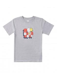 DC Boy's T-shirt Bubble Fun SS Boy