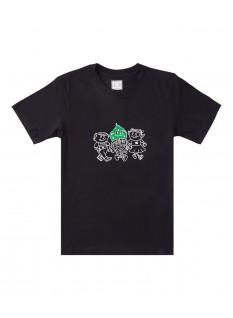 DC Boy's T-shirt Drip Walk SS Boy