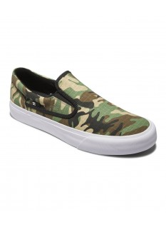 DC Shoes Trase Slip On TX