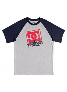 DC T-shirt Vandalz SS Raglan