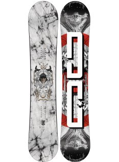 DC Snowboards Space Echo
